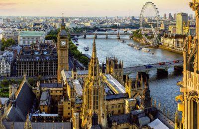 Explorez l'Angleterre