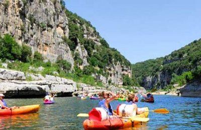 Ardèche : quelles activités choisir pour vos vacances en camping ?