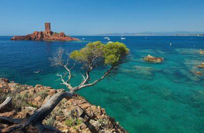 Au cœur de la Côte d'Azur, Fréjus