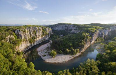 Les panoramas grandioses, c'est en Ardèche !