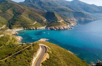 Les meilleurs campings en bord de mer en Haute-Corse
