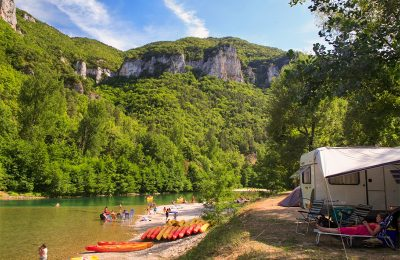 Les plus beaux campings dans le Tarn ?
