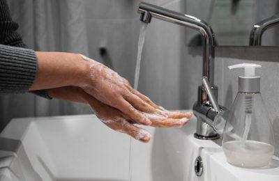 Lavez-vous les mains, c'est bon pour la santé !