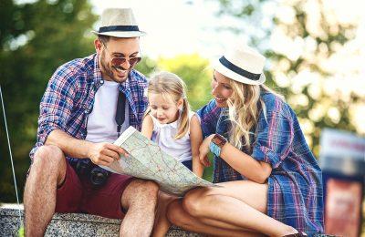 Que faire pendant un voyage en famille ?